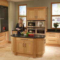 Kingfisher Kitchens Bespoke fitted bathrooms